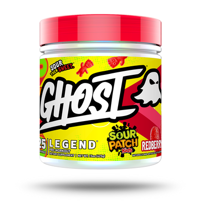 GHOST® Legend Sour Patch Kids® Redberry®