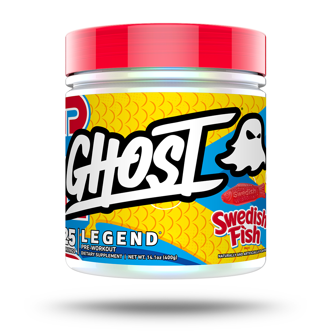GHOST LEGEND® x SWEDISH FISH®