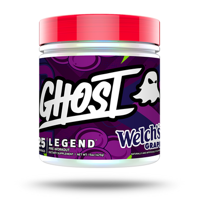 GHOST LEGEND® x WELCH'S®