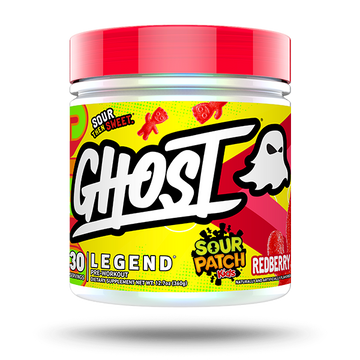 GHOST LEGEND® x SOUR PATCH KIDS® REDBERRY