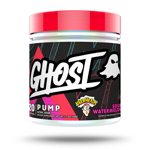 GHOST PUMP Warheads Sour Watermelon flavor - 40 servings
