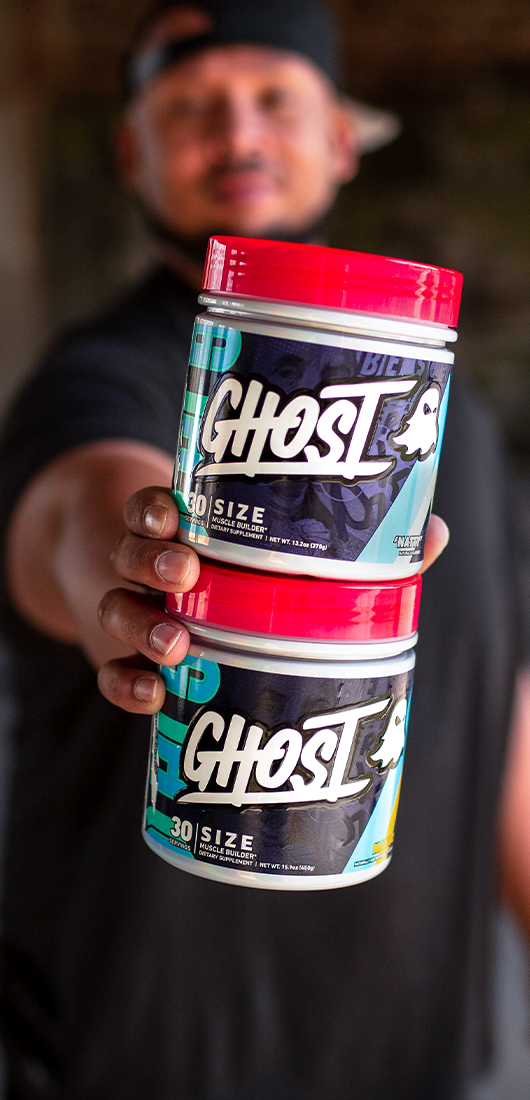 GHOST® SIZE
