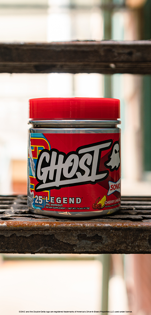 GHOST LEGEND® SONIC CHERRY LIMEADE