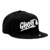 GHOST® LOGO SNAPBACK Black
