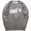 GHOST® CLASSIC CREWNECK Heather Grey