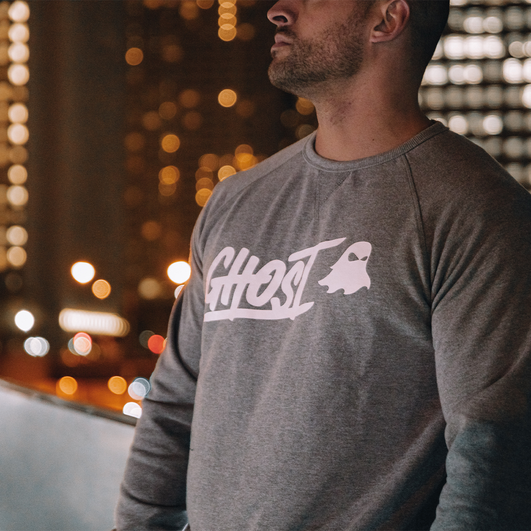 Apparel |GHOST® CLASSIC CREWNECK