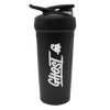 GHOST® STAINLESS STEEL SHAKER Black