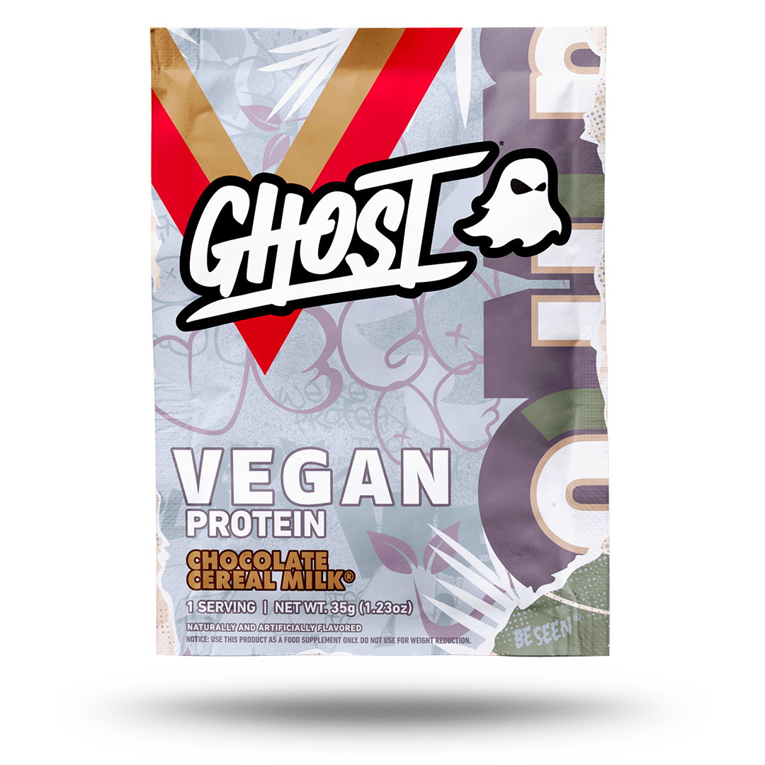 GHOST® Vegan Sample Packet