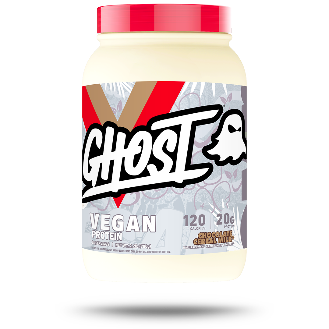 GHOST® VEGAN CHOCOLATE CEREAL MILK®