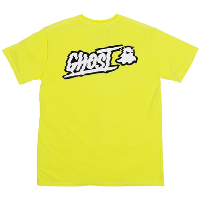 GHOST® GLITCH TEE Volt