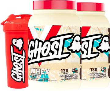 GHOST Marshmallow Cereal Milk Bundle