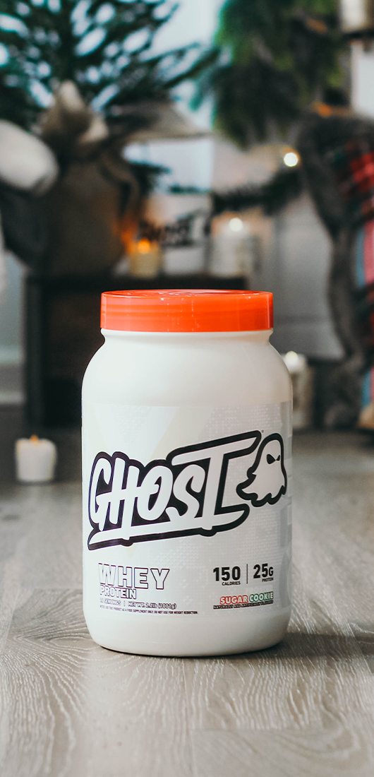 GHOST® Whey Frosted Sugar Cookie