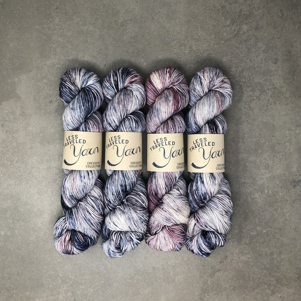 Acid Wash - Traveling Yarn