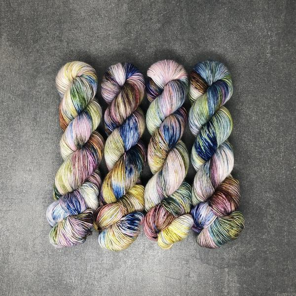 Colorway Retirement Party - Traveling Yarn