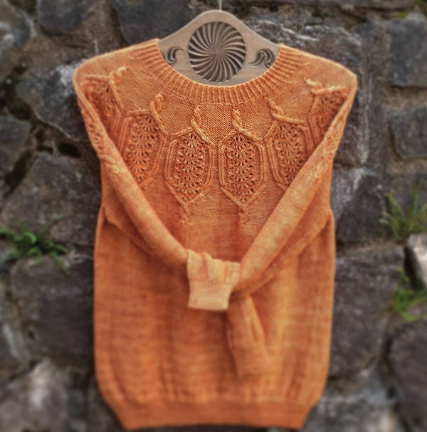 Farola Sweater Kits - Traveling Yarn