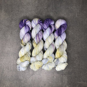 Lavender Lemonade - Traveling Yarn