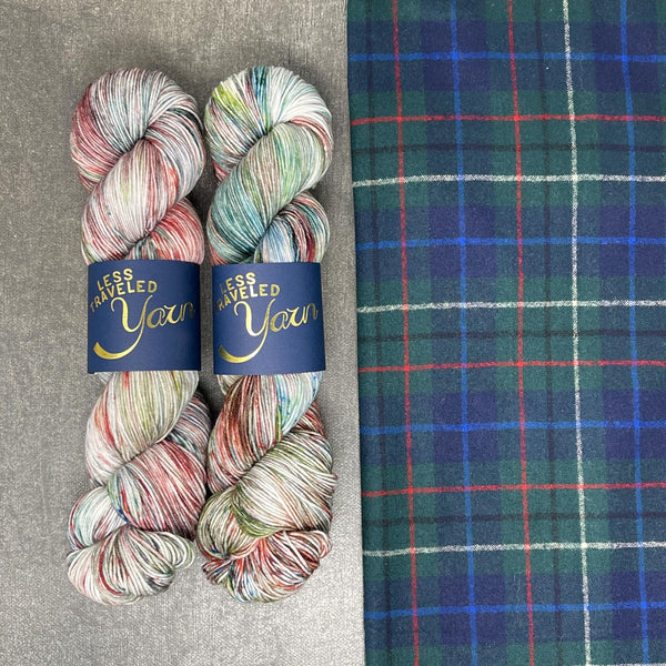 Limited Edition Plaids - Traveling Yarn