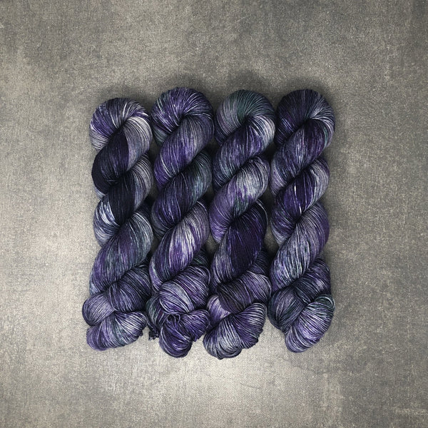 Lost in New York - Traveling Yarn