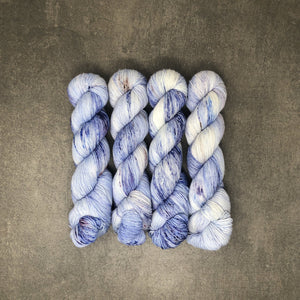 Miss Robichaux - Traveling Yarn