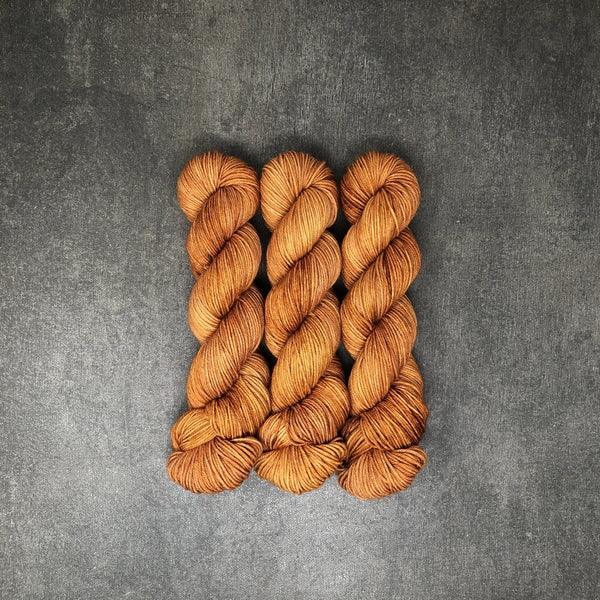 Pumpkin Spice - Traveling Yarn