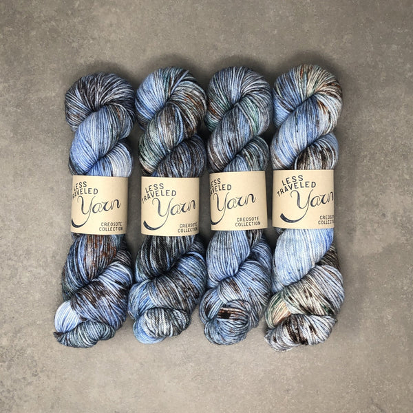The Diplomat - Traveling Yarn