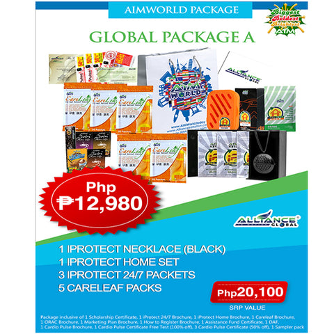 GLOBAL PACKAGE A