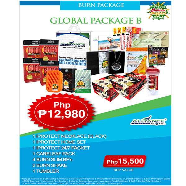 GLOBAL PACKAGE B