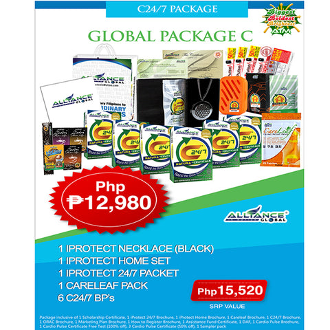 GLOBAL PACKAGE C