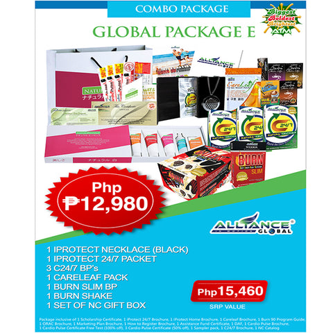 GLOBAL PACKAGE E