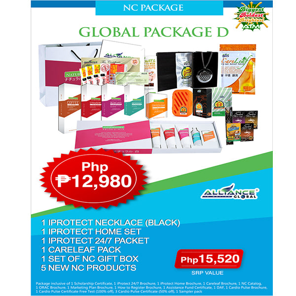 GLOBAL PACKAGE D
