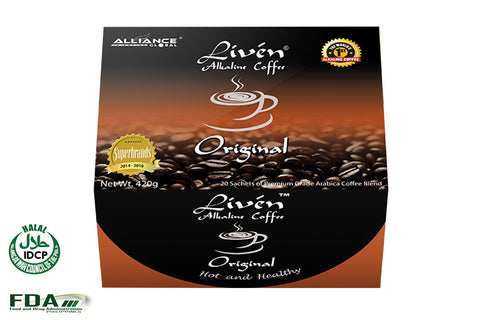 Liven Coffee - Original