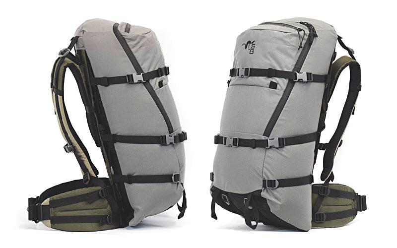 Stone Glacier EVO Frame and Solo 3300 Bag