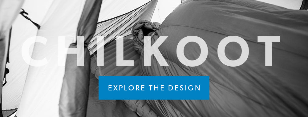 Chilkoot Sleeping Bag Design