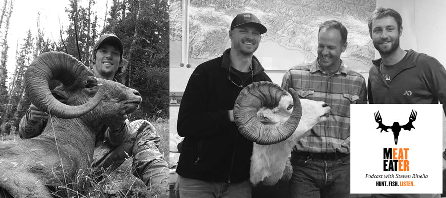 Meateater Podcast with Stone Glacier