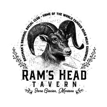 Ram's Head Tavern T-Shirt - Espresso