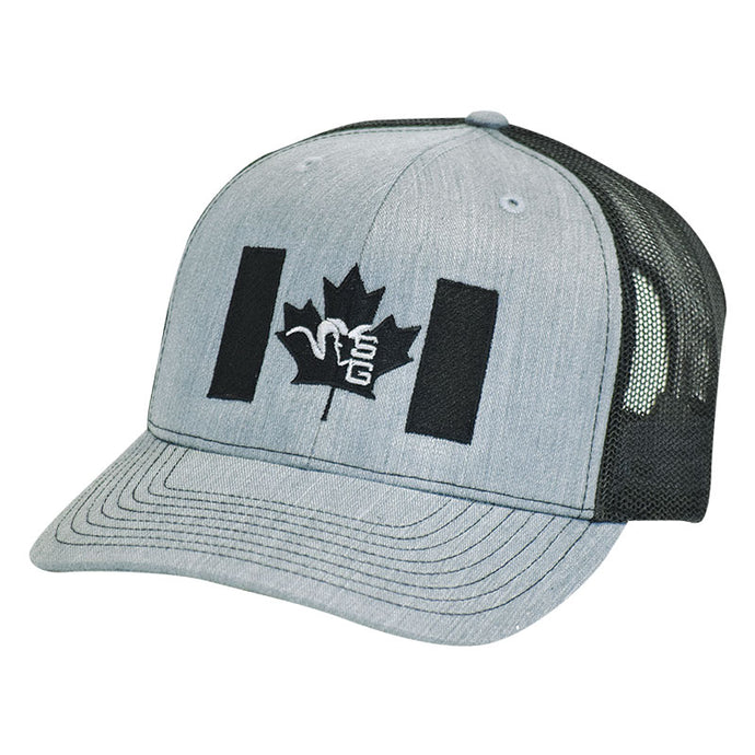 5fd5810665beb SG Ram Canadian Flag Trucker Grey