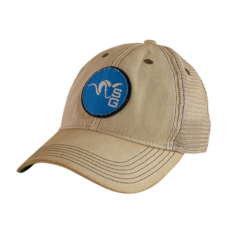SG Ram Patch Kids Hat