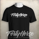 Forty Horse Logo