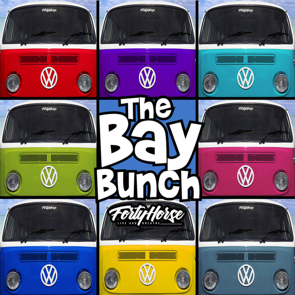 VW Fridge Wrap - Bar Fridge - Bay Kombi