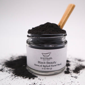 """Black Beauty""      Detox + Relax"