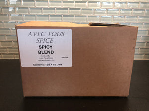 Spicy Wholesale Case