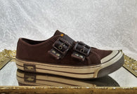 Rocket Dog brown steampunk shoes