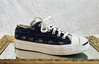 Converse x Jack Purcell denim sneakers