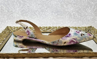 Christian Siriano for Payless floral flats