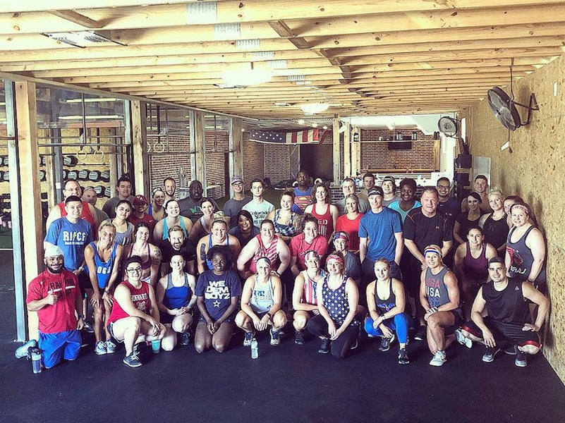 Rock It CrossFit: Community, Support, and Fun!