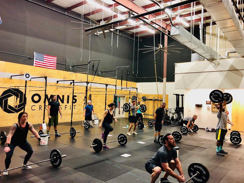 Omnis CrossFit: All or Everything