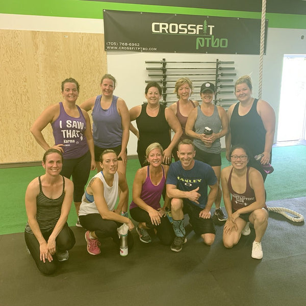 CrossFit PTBO: Making a Difference in People's Lives