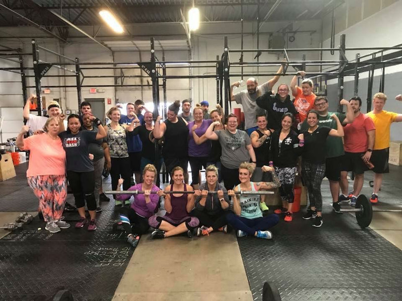 CrossFit DownRiver: Getting Members into the Best Shape of their Lives