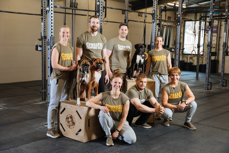 CrossFit Chippewa Falls: A Community of Ordinary People Showing Up in Extraordinary Ways