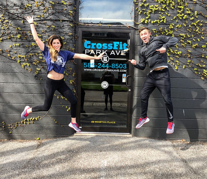 CrossFit Park Ave: A Home to Anyone